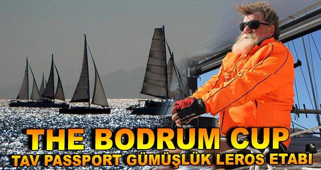 The Bpdrum Cup, Tav Passport- Gümüşlük- Leros Etabı