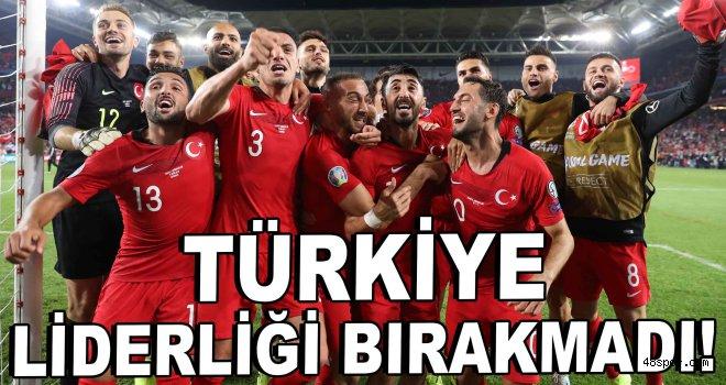 Türkiye liderliği bırakmadı!