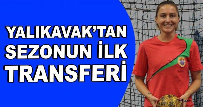 Yalıkavakspor'dan sezonun ilk transferi