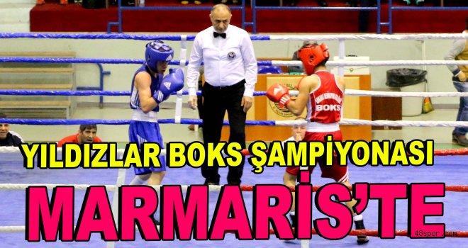 Yıldızlar Boks Şampiyonası Marmaris'te düzenlenecek